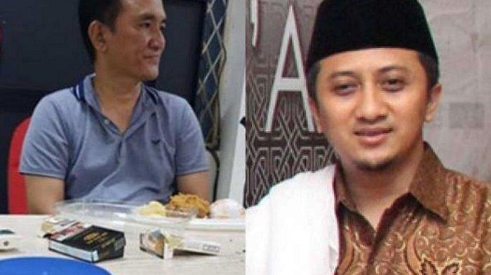 Andi Arief Dilepas Polisi, Langsung Berkicau di Twitter, Ustaz Yusuf Mansur Beri Komentar Sejuk