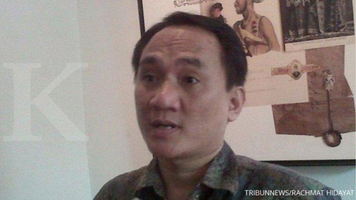 Andi Arief Sindir Parpol yang Belum Ucapkan Selamat ke Jokowi: Itu Memberi Angin pada Setan Gundul