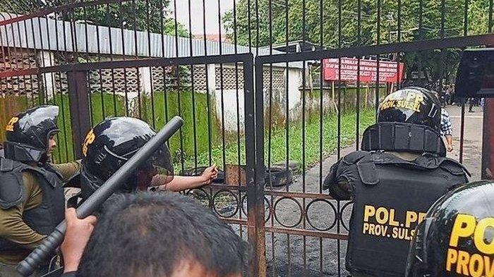 Ada Bentrok Hingga Ditemukan Bom Molotov di Stadion Andi Mattalatta, PSM Pindah Lokasi Latihan