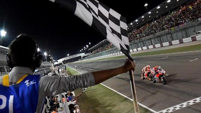 Seri Pertama MotoGP 2020, GP Qatar Dibatalkan tapi Moto2 dan Moto3 Tetap Jalan