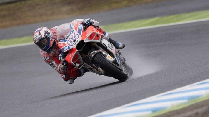 Live Streaming Kualifikasi MotoGP Silverstone Inggris, Akankah Dovizioso Kembali jadi yang Tercepat?