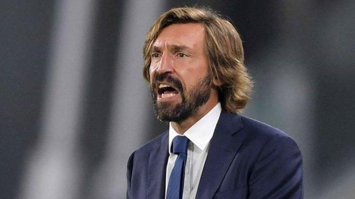 Andrea Pirlo Sebut Dua Penyebab Kekalahan Juventus dari Porto, Salah Satunya Gol Cepat