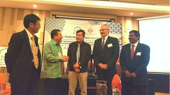 Gandeng API, Cotton USA Perkenalkan Teknologi Terbaru Bagi Pengusaha Tekstil di Bandung