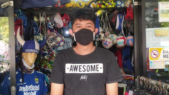 Aksi' Bobotoh Bikin Penjual Merchandise Persib Takut Kompetisi Dihentikan Lagi, Bisa Berefek Buruk