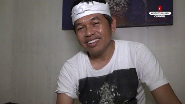 Dedi Mulyadi Malu dengan Orang Baduy karena Ada Penambangan Emas Liar di Hutan Sakral