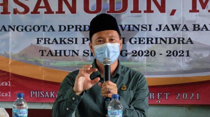 Anggota DPRD Jabar Dukung Petani Plasma Tambak Inti Rakyat di Karawang Realisasikan Konversi Lahan