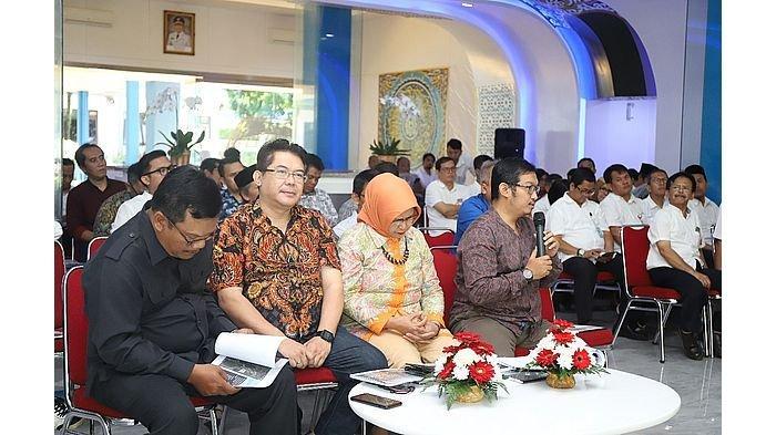 PDAM Bersama Anggota DPRD Tinjau Proyek SPAM Gedebage di Kawasan Tol Purbaleunyi