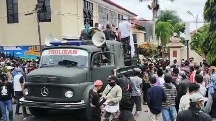 Massa Pendukung FPI Diharap Tak Lagi Datangi Mapolres di Jabar