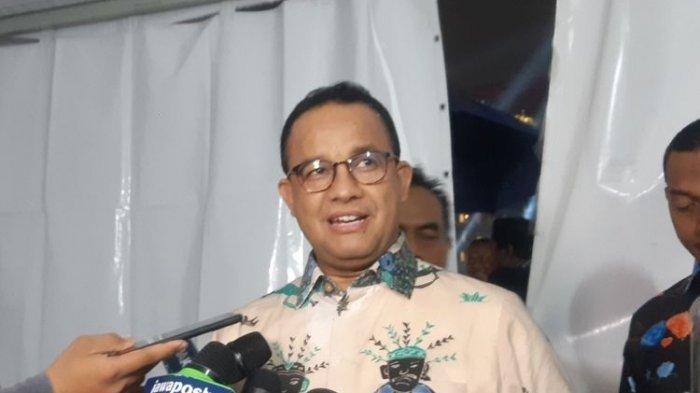 Kronologi Gubernur DKI Jakarta Anies Baswedan Tertular Covid-19, Hasil Tes Terakhir Positif