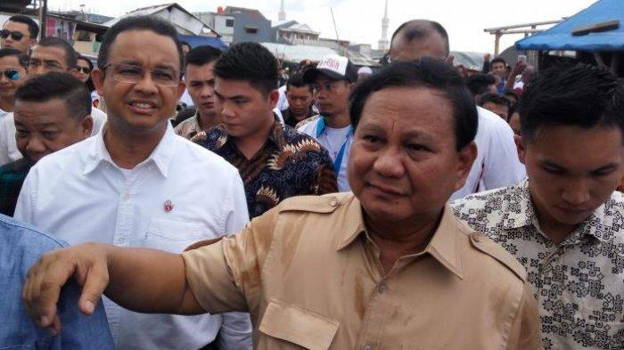 Anies Baswedan dan Prabowo Subianto Bertemu, Silaturahmi tapi Pengamat Ini Punya Analisis Lain