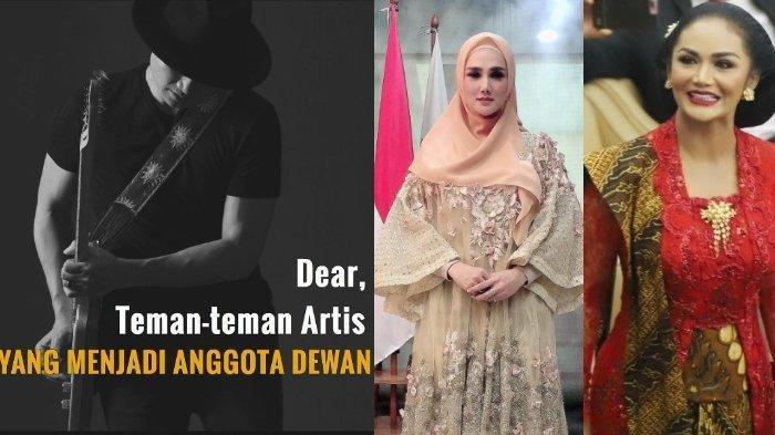 Teman Melenggang ke Senayan, Anji Beri Pesan Buat Artis Jadi Anggota DPR : Buat Kami Percaya