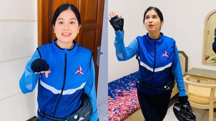 Saat Annisa Istri AHY Bersepeda di Bandung, Datangi Tempat Indekos Dulu, Kenang Saat Kuliah di Unpad