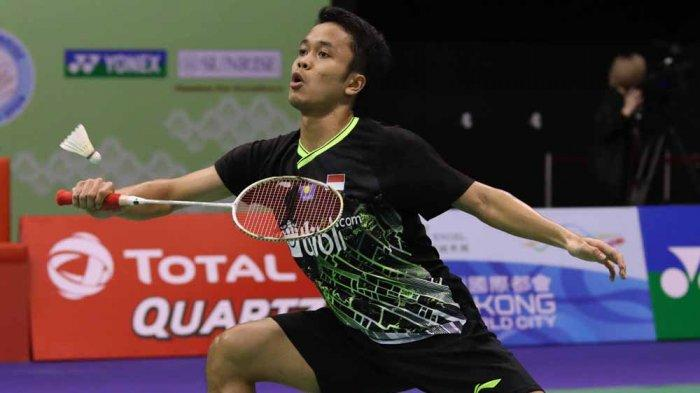 Sedang Tayang, Live Streaming TVRI TV Bersama Bulutangkis BWF World Tour Finals