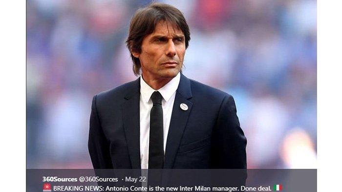 Nasib Antonio Conte Bersama Inter Milan Sedang di Ujung Tanduk, Bagaimana Masa Depan Romelu Lukaku?