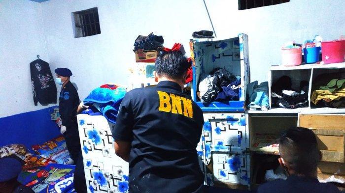 Aparat Gabungan Geledah Lapas di Cianjur, 11 Ponsel Diamankan