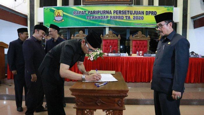 Resmi, APBD Kabupaten Cirebon Sebesar 3,56 Triliun, 70 Persen untuk Belanja Tidak Langsung