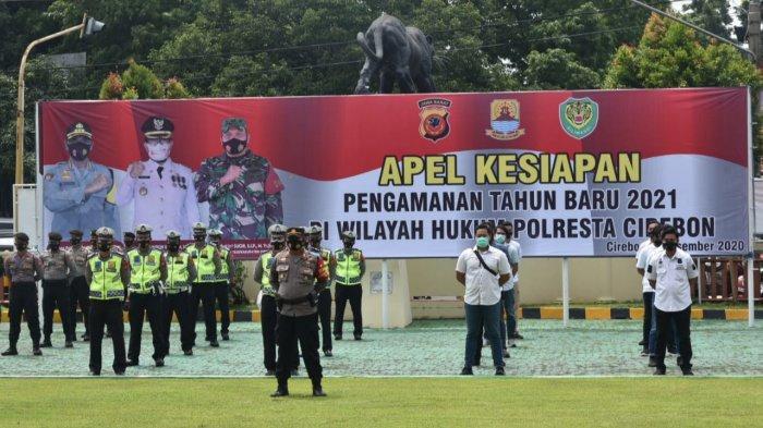 Pandemi Covid-19, Polresta Cirebon Pastikan Jajarannya Siap Amankan Perayaan Tahun Baru