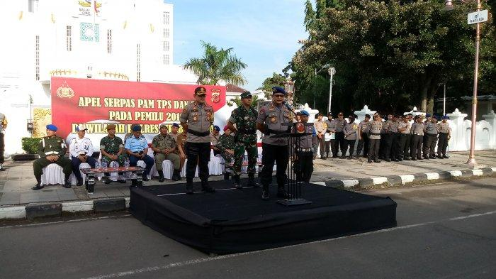 TPS Rawan di Kota Cirebon Dijaga 2 Polisi, Kapolres Sebut TPS Rawan di Lapas & Rutan