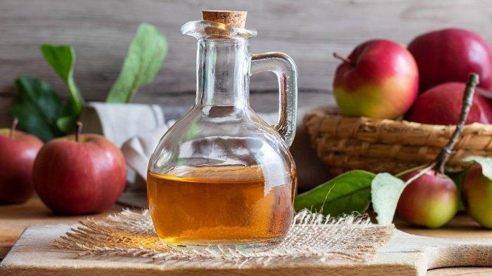 Cuka apel atau apple cider vinegar