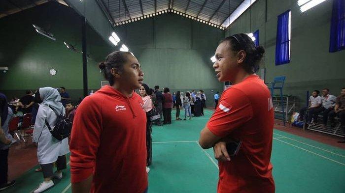 Foto Amasya Manganang, Kakak Perempuan Aprilia Manganang yang Atlet Voli Terkenal, Gayanya Tomboi
