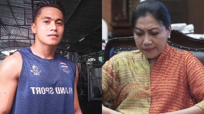 Aprilia Manganang diberikan nama baru oleh istri KSAD Andika Perkasa, Hetty Perkasa.