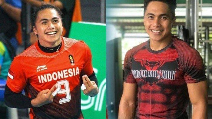 Aprilia Manganang, eks atlet putri nasional yang kini dipastikan sebagai laki-laki. Sejak lahir mengalami hipospadia.