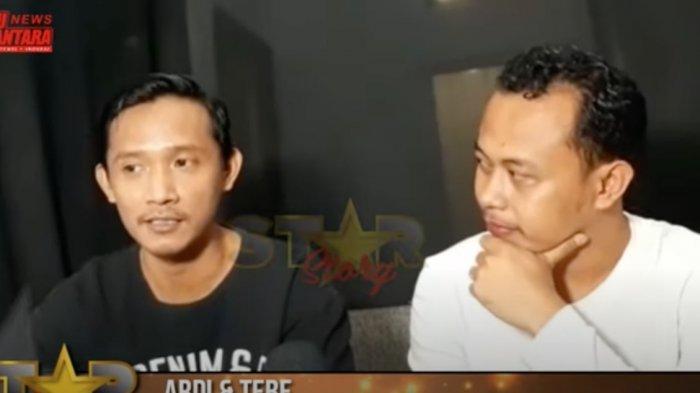 Ardi dan Tebe mantan personil Sabyan Gambus memberikan tanggapan terhadap skandal perselingkuhan Ayus dan Nissa Sabyan