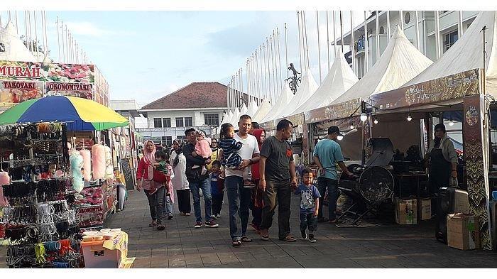 Asia Afrika Fair di River Spot Braga Cikapundung Jadi Bonus bagi Wisatawan di Bandung
