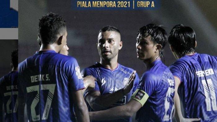 HT AREMA Kian Sulit Lolos dari Grup A Piala Menpora, Skor 1-1 Vs PSIS, Link Live Streaming Babak II