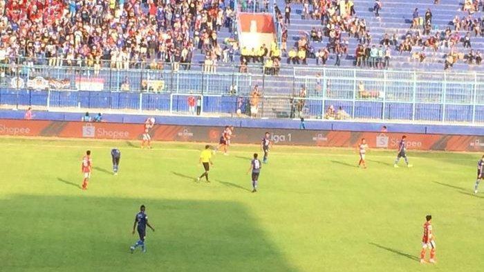 Jelang Lawan Persib Bandung, Arema FC Taklukan Madura United 2-0, Konate Cetak Gol Pembuka