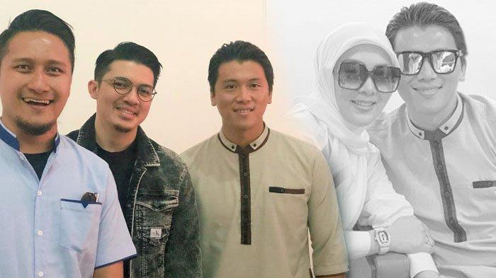 Rumah Tangga Makin Adem, Reino Barack Ikut Syahrini Pengajian, Arie Untung Singgung Ketemu Jodoh
