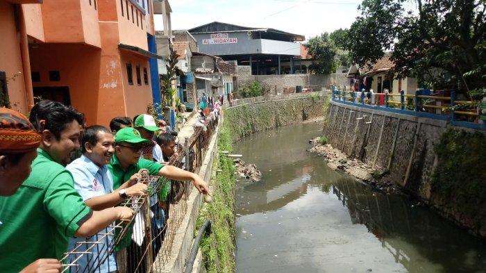 Yossi-Aries mengaku Mampu Atasi Persoalan Banjir di Kota Bandung Hanya dalam Waktu Dua Tahun
