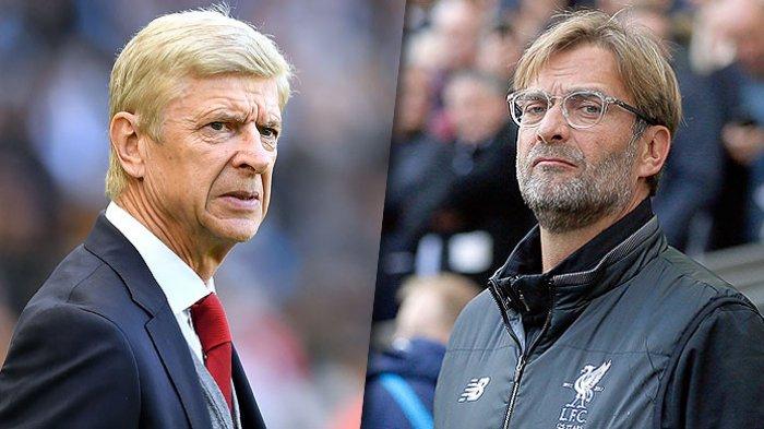 Eks Pelatih Arsenal Arsene Wenger Melihat Liverpool Terpuruk Gara-gara Ini