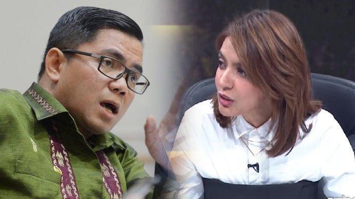 Kejadian di Mata Najwa Saat Jeda Iklan, Arteria Dahlan dan Najwa Adu Argumen, Videonya Beredar