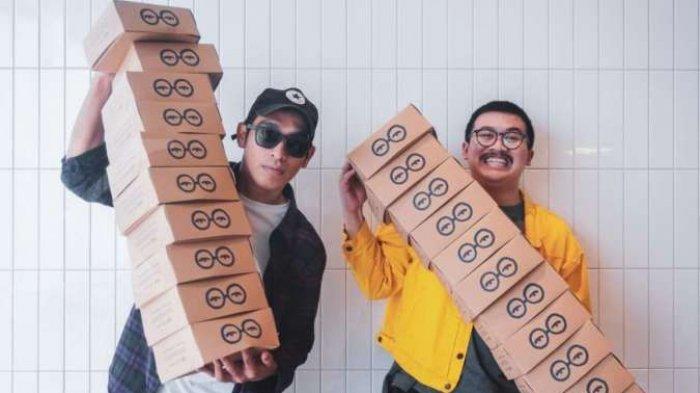 Dua Anak Muda Bandung Sukses Kembangkan Bisnis Roti Hasil Kreasi Seni dan Kuliner
