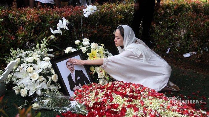 Bunga Citra Lestari Ternyata Juga Pesan Makam di Samping Ashraf Sinclair, Ini Harganya