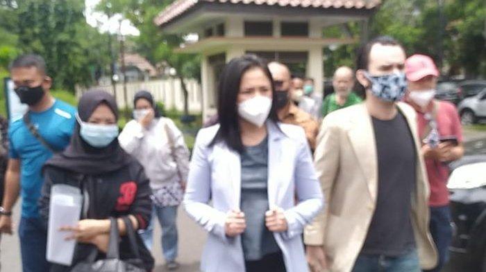 Artis Marshanda Datangi Pengadilan Negeri Bandung, Ada Apa? Sebelum Disebut Jadi Orang Ketiga
