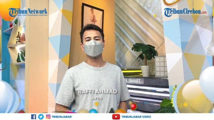 Raffi Ahmad Sudah Tidak Sabar Ingin Segera Menggunakan Bus Rans Cilegon FC