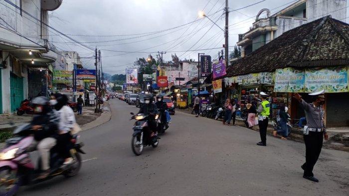 Pandemi, Wisatawan Ke Ciwideuy Naik Hingga 40 Persen, Arus Balik Kendaraan Terjadi Minggu Sore