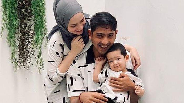 arya saloka dan keluarga kecilnya (istimewa)