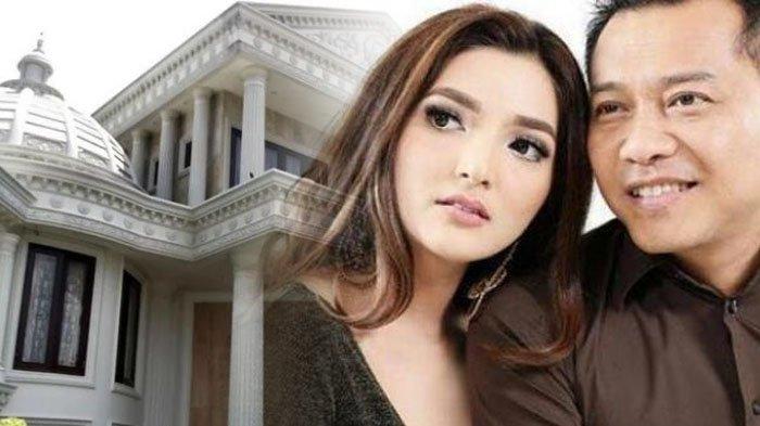Istana Ashanty dan Anang Hermansyah Luas dan Megah, Bayar Listrik Habiskan Rp 26 Juta Per Bulan