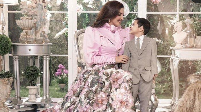 Nasib Sedih Arsya, Anak Bungsu Ashanty Kesepian: Adek Juga Mau Sakit Biar Sama Bunda dan Kakak