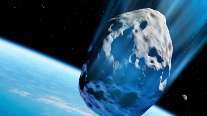 Asteroid Tabrak Bumi Oktober 2021, Indonesia Dibanjiri Jutaan Pengungsi Eropa, Ini Penjelasan LAPAN