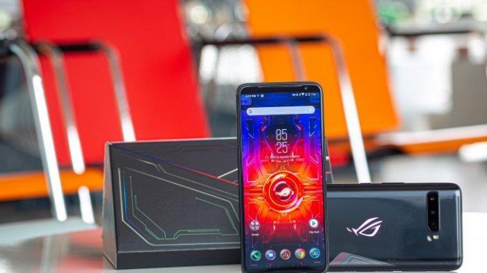 Review Singkat Hape Gaming Terbaru Asus serta Harga dan Spesifikasi Asus ROG Phone 3