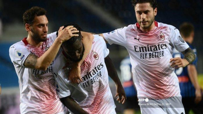 Franck Kessie Nyaris Khianati AC Milan, Untung Inter Milan Tak Setuju Permintaan Gajinya yang Tinggi