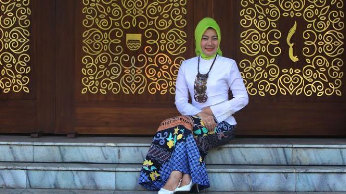 Atalia Kamil Minta Pelaku UMKM Jabar Tak Putus Asa, Gandeng Marketplace Jadi Mitra Usaha