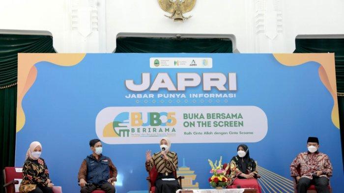 Sehari Sebelum Dinyatakan Positif Covid, Istri Ridwan Kamil Jalani Agenda Padat, Ini di Antaranya