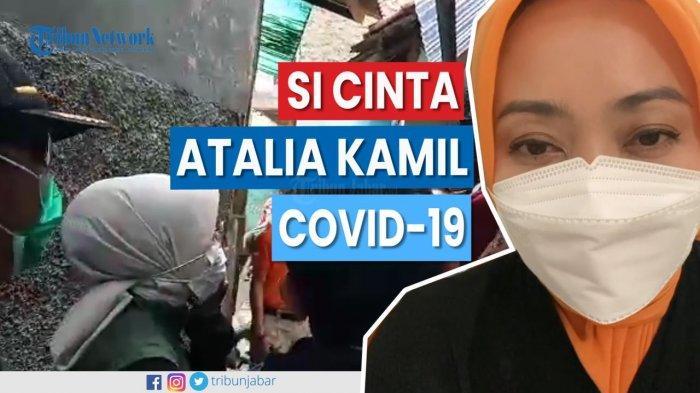 Hari Ketiga Isolasi Mandiri, Atalia Praratya Ridwan Kamil Alami Anosmia