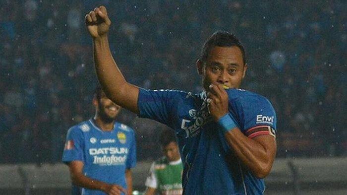 Bukti Kecintaan Pemain Mitra Kukar Atep pada Persib Bandung, Setia Gunakan Jersey Biru di Avatar IG
