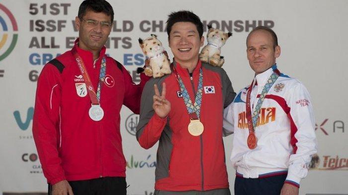 Atlet Korea Selatan Jin Jong Oh Minta Maaf Setelah Sebut Rivalnya, Javad Foroughi Teroris